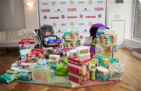 Richie Donates Baby Shower Gifts To Charity by Consulate General New York Hosts Charity Baby