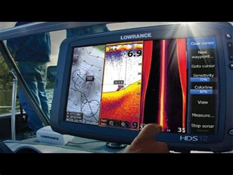 boat depth finder not working lowrance hds 12 gen2 review touchscreen chartplotter