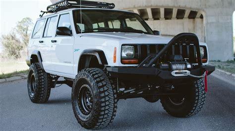 overland jeep setup 1998 jeep cherokee overland build youtube