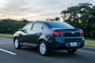 Cobalt Chevrolet With Mechanical Changes Chevrolet Cobalt 2017 Is Launched