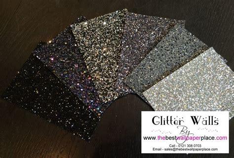 glitter wallpaper for walls usa our shades of black glitterwallcovering glitter walls