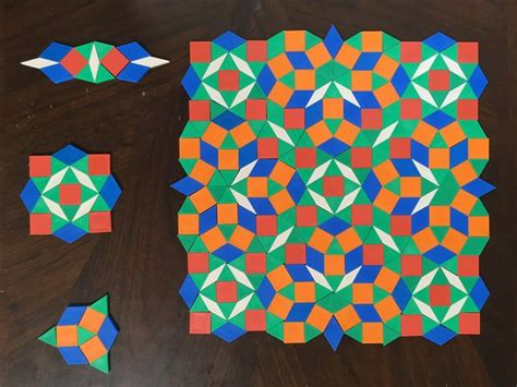 islamic pattern block 328 best penrose et autres images on pinterest patchwork