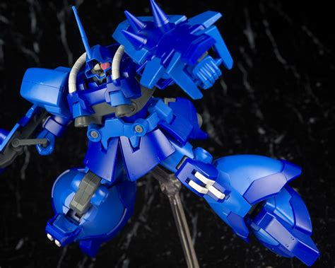 High Grade 1144 Build Fighter Dom R35 Rals Mobile Suit Ori Bandai gundam hgbf 1 144 dom r35 review by hacchaka