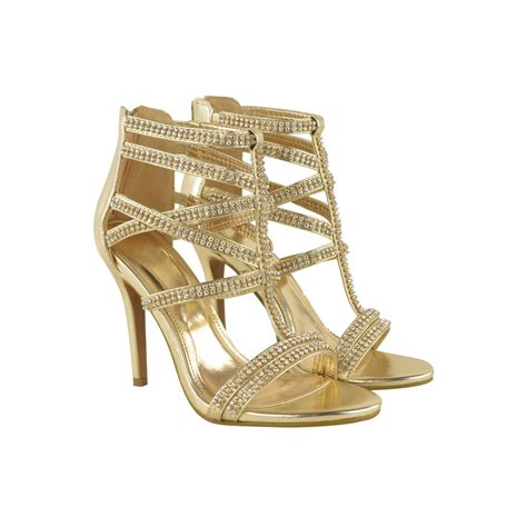 metallic gold high heels gold strappy sandals metallic gold strappy heels