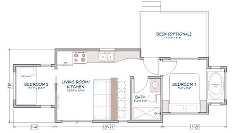 2 bedroom tiny house 400 sq ft 2 bedroom fort sumter tiny house