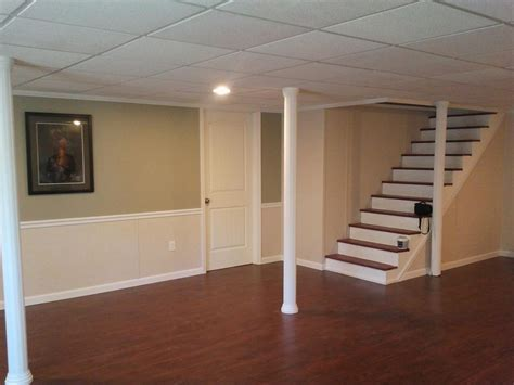 Basement Finishing   Basement Finishing Job Completed in