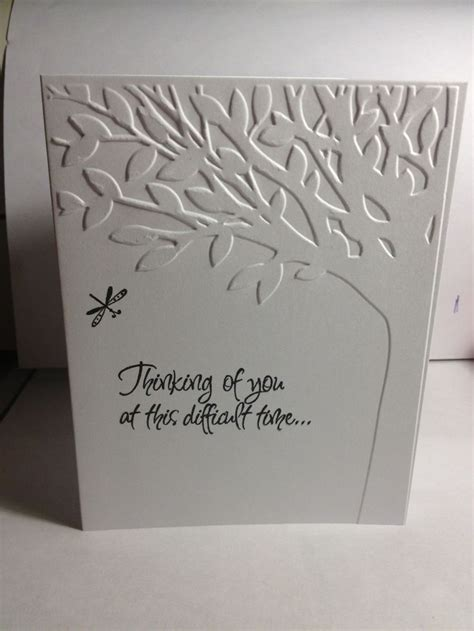 embossing card 103 best images about darice embossing folder cards on