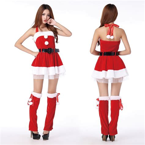 2014 cristmas decoration christmas clothes sexy nightclub