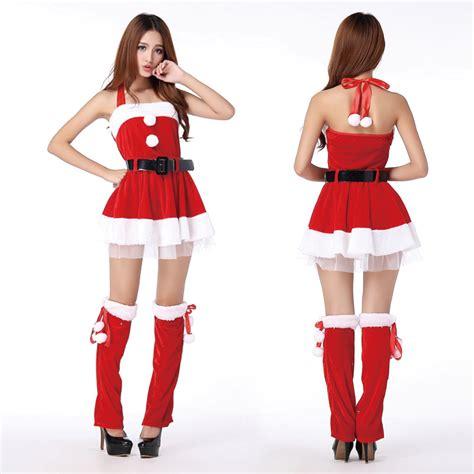 2014 cristmas decoration christmas clothes sexy nightclub