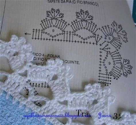 puntillas a crochet on pinterest ganchillo crochet puntillas de crochet para toallas paso a paso y patrones