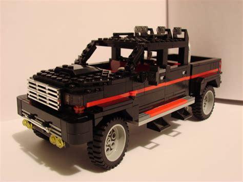lego ford truck lego ford inspired hauln truck awwwwwhh hell yeah