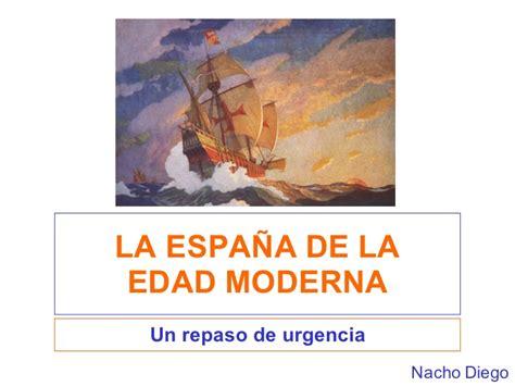 la espana de los la espa 241 a de la edad moderna