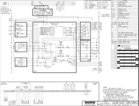 auma actuator wiring diagram auma free engine image for