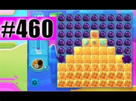 candy crush soda saga level 460 new | complete! youtube