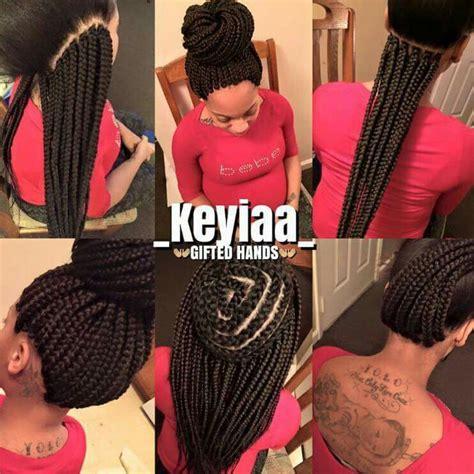 Hairstyles For Crochet Box Braids   crochet box braids braids twists locs pinterest