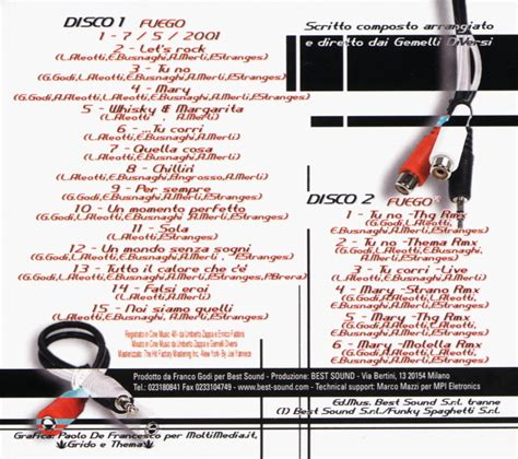 fuego gemelli diversi scarica la copertina cd gemelli diversi fuego 2 inside