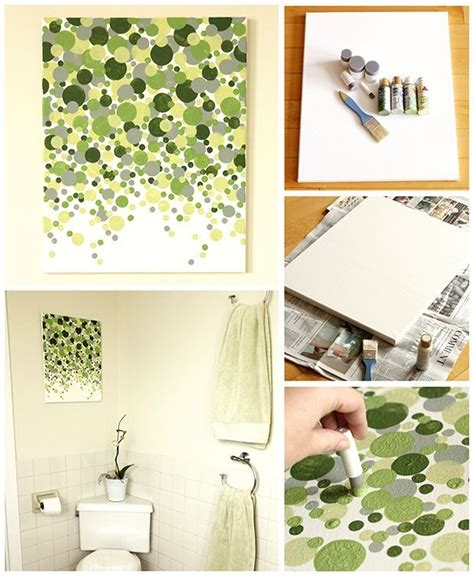 Handmade Artwork Ideas - 20 diy painting ideas for wall pretty designs