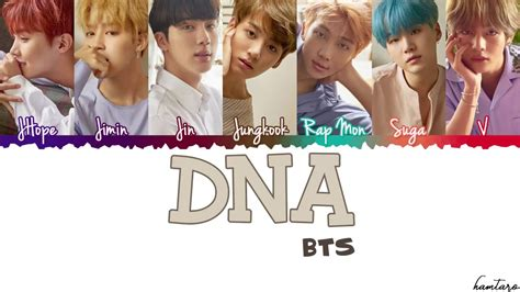 bts pied piper mp3 bts 방탄소년단 dna lyrics color coded han rom eng 3gp