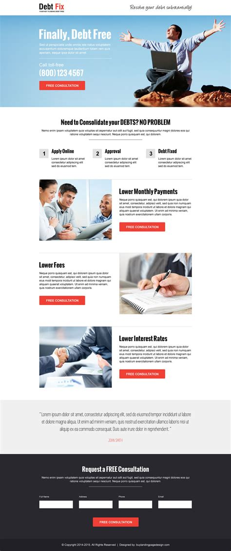 20 Flat Discount Offers On Landing Page Design Templates Buylpdesign Blog Lead Capture Template