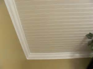 covering popcorn ceiling with beadboard 37 best kitchen images on
