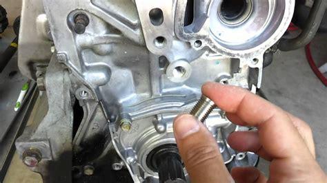 Tensioner Fanbelt Crv Accord Dan Civic time sert thread repair timing belt tensioner honda civic