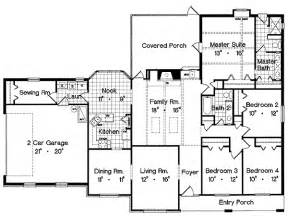 Home Plans With A View by Ranch Style House Plans With A View Cottage House Plans