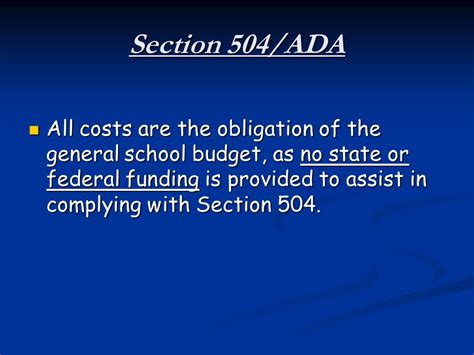 section 504 of ada section 504 of the ada 28 images managing successful