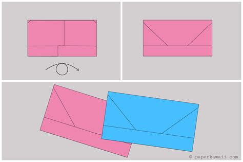 origami origami money envelope letterfold tutorial fold