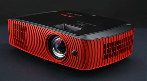 Proyektor Acer Predator Z650 predator z650 gaming projector review lw mag