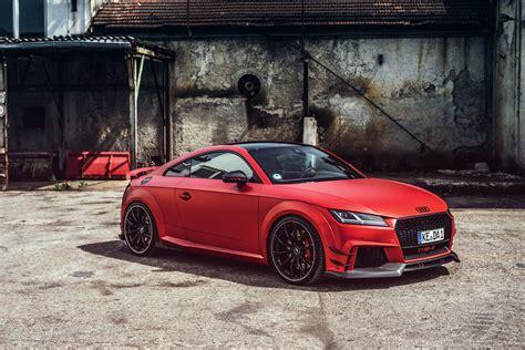 Audi Tt R by Abt Audi Tt Rs R 8s 2017