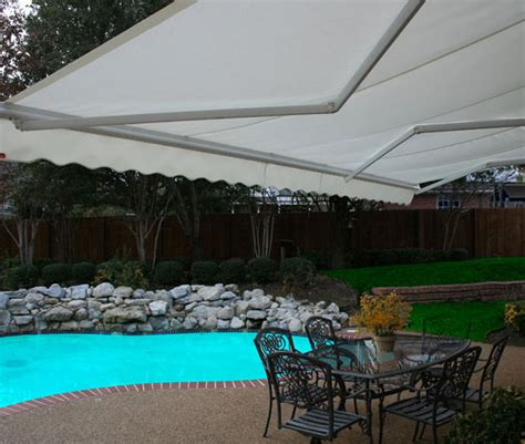 Back Patio Awnings by Triyae Backyard Awning Retractable Various Design