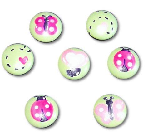 Childrens Knobs by Custom Painted Knobs Drawer Pulls