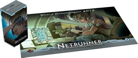 Android Netrunner Mat by Rewarding Your Run On Hq Flight