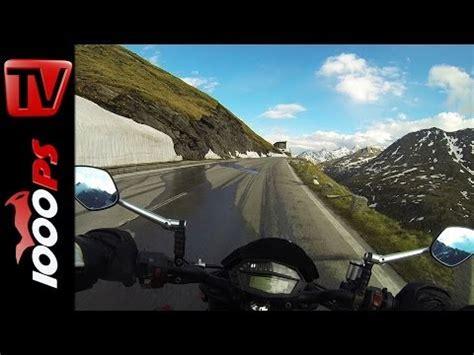 Motorradfahren Lernen Kosten by Video 214 Amtc Fahrtechnik Motorradtour Grossglockner