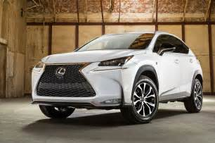 Lexus Sport 2015 2015 Lexus Nx200t Reviews And Rating Motor Trend