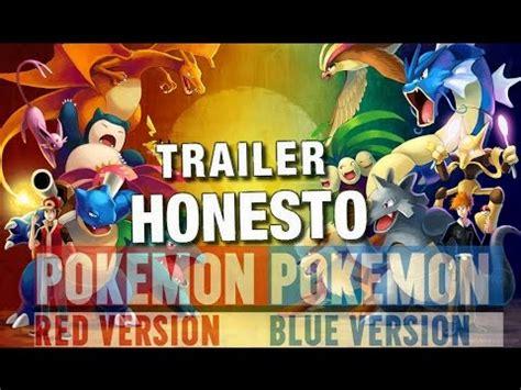 blue trailer legendado trailer honesto pok 233 mon and blue legendado