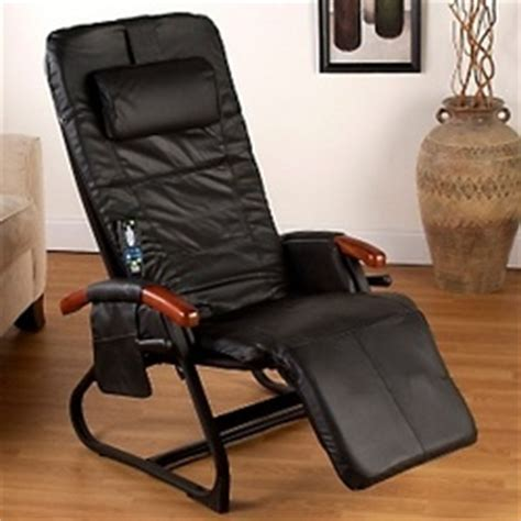 Tony Little Destress Ultra Inversion Massage Recliner With