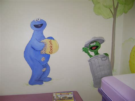 sesame wall mural miami shore pediatrics mural shores pediatrics dr fernandez ortiz opens in miami