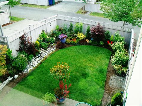 Simple Small Garden Ideas Home Design Simple Small Garden Ideas