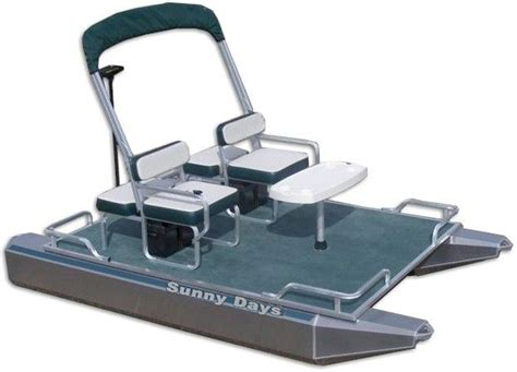 plastic pontoons for sale canada 46 best mini pontoon boats images on pinterest fishing