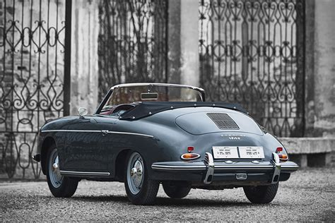Porsche 356 Roadster by 1961 Porsche 356 B Roadster Uncrate