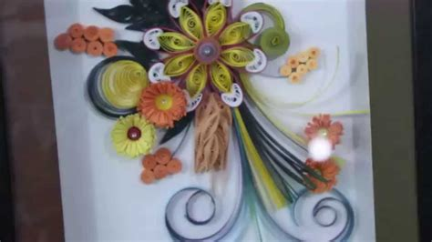 Paper Craft Work Step By Step - make paper flower and craft step by step