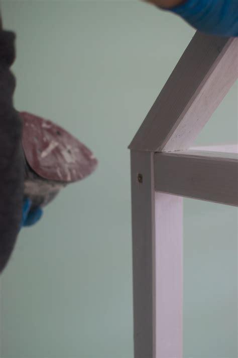 hausbett anleitung hausbett selbst bauen bauanleitung f 252 r ein kinder floor bed