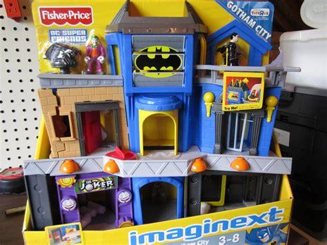Imaginext Dc Friends Gotham City fisher price imaginext dc friends batman gotham city