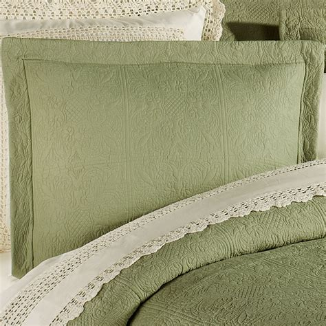 green quilted coverlet reversible elise matelasse quilt bedding