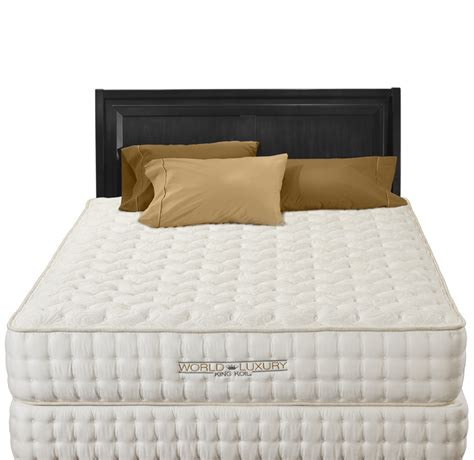 Comfort Solutions Mattress by King Koil World Luxury Mattress Reviews Goodbed