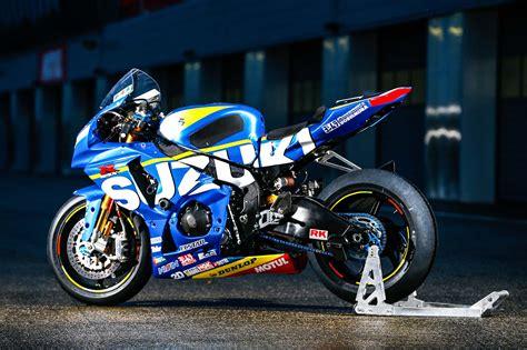 Suzuki Race Sert Suzuki Gsx R1000 World Endurance Race Bike