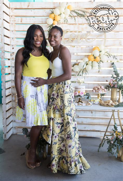 Serena Williams' Bridal Shower: All the Details