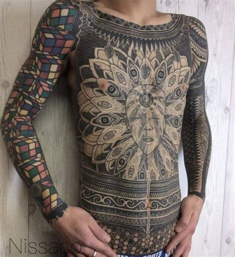 full body tattoo tribal 101 cool design for and