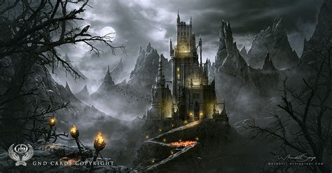 dracula s castle dracula s castle by whendell on deviantart